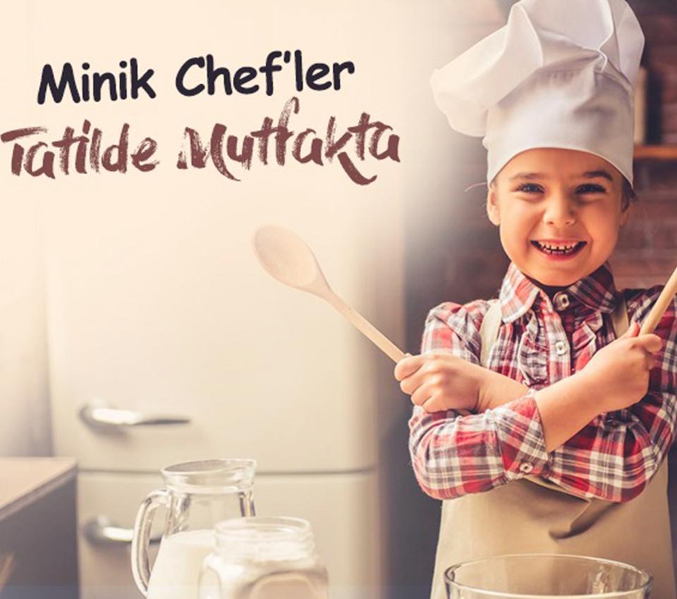 Çocuk Gurme Aşçı Eğitimi 2019
