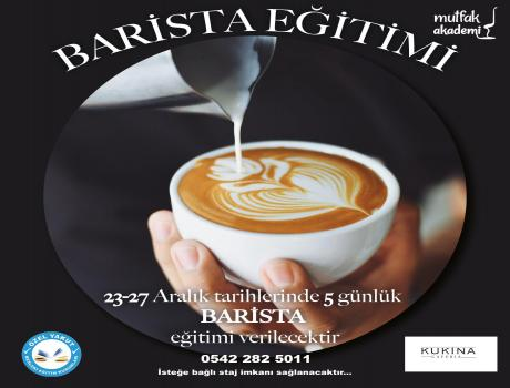 Barista Training 2019