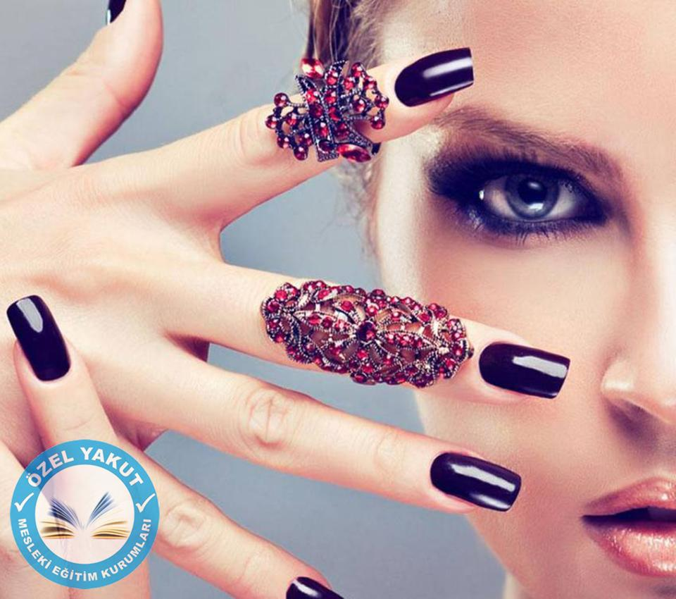 Manicure, Pedicure and prosthetic nail trainings