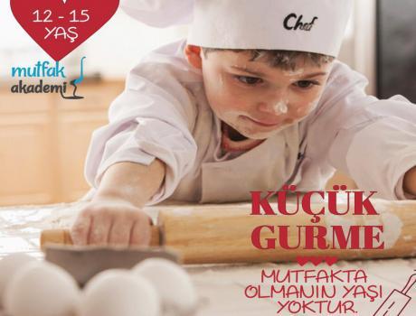 Начинается детский курс Gourmet Cook