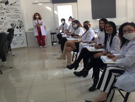 2020 Beauty Specialist Trainees
