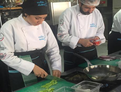Aşçılık Eğitimlerimiz