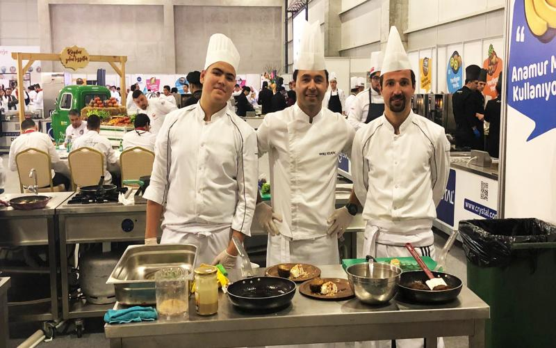 Star Chefs Team Competition