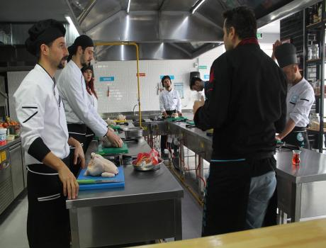 Cookery Trainings - 2