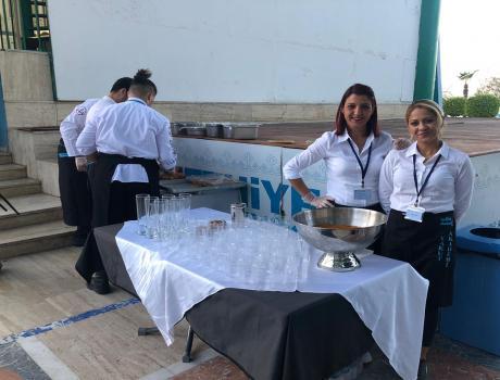 Yakut Akademi Catering Hizmetine Başladı -Albüm 1