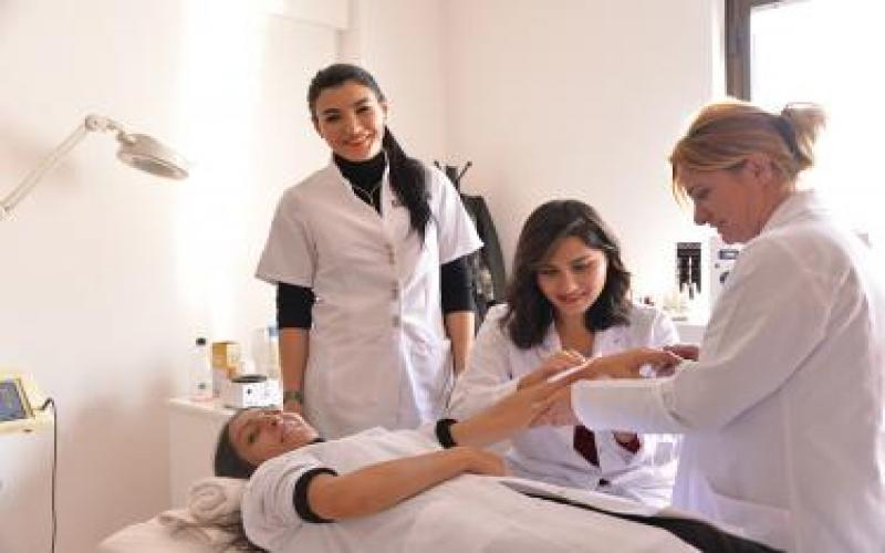 Training in Beauty (Esthetician) Training
