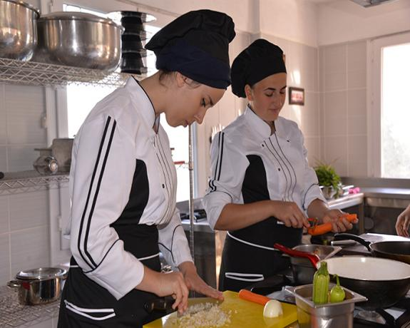 Cooking Basic Training
