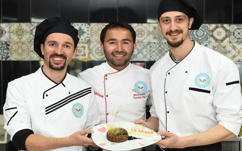 Pastry Course (2018)