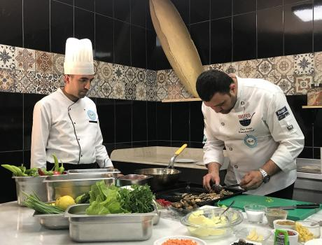 Trainings Album 1 - Yakut Academy Cooking Courses