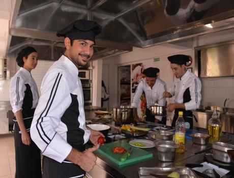 Trainings Album 2 - Yakut Academy Cooking Course