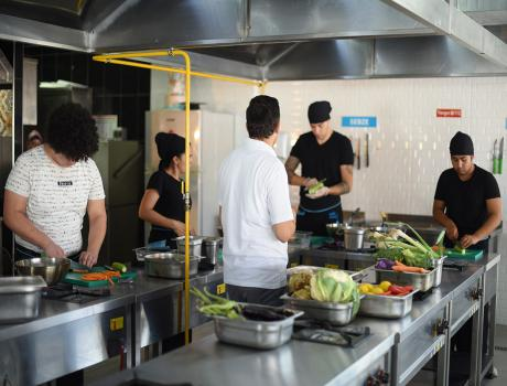 Trainings Album 3 - Yakut Academy Cooking Courses