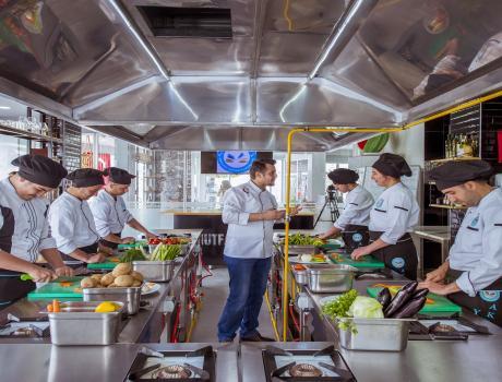 Якутская академия кулинарного искусства