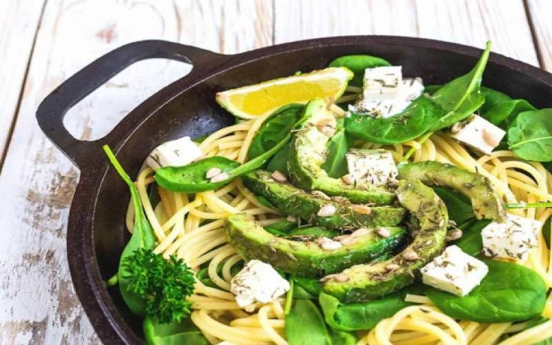Итальянская паста и соусы
