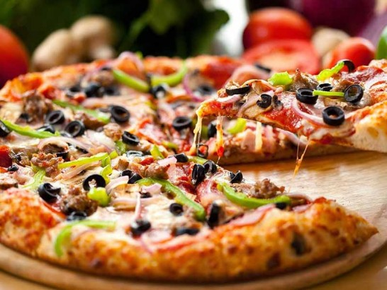 Обучение Приготовлению Пиццы